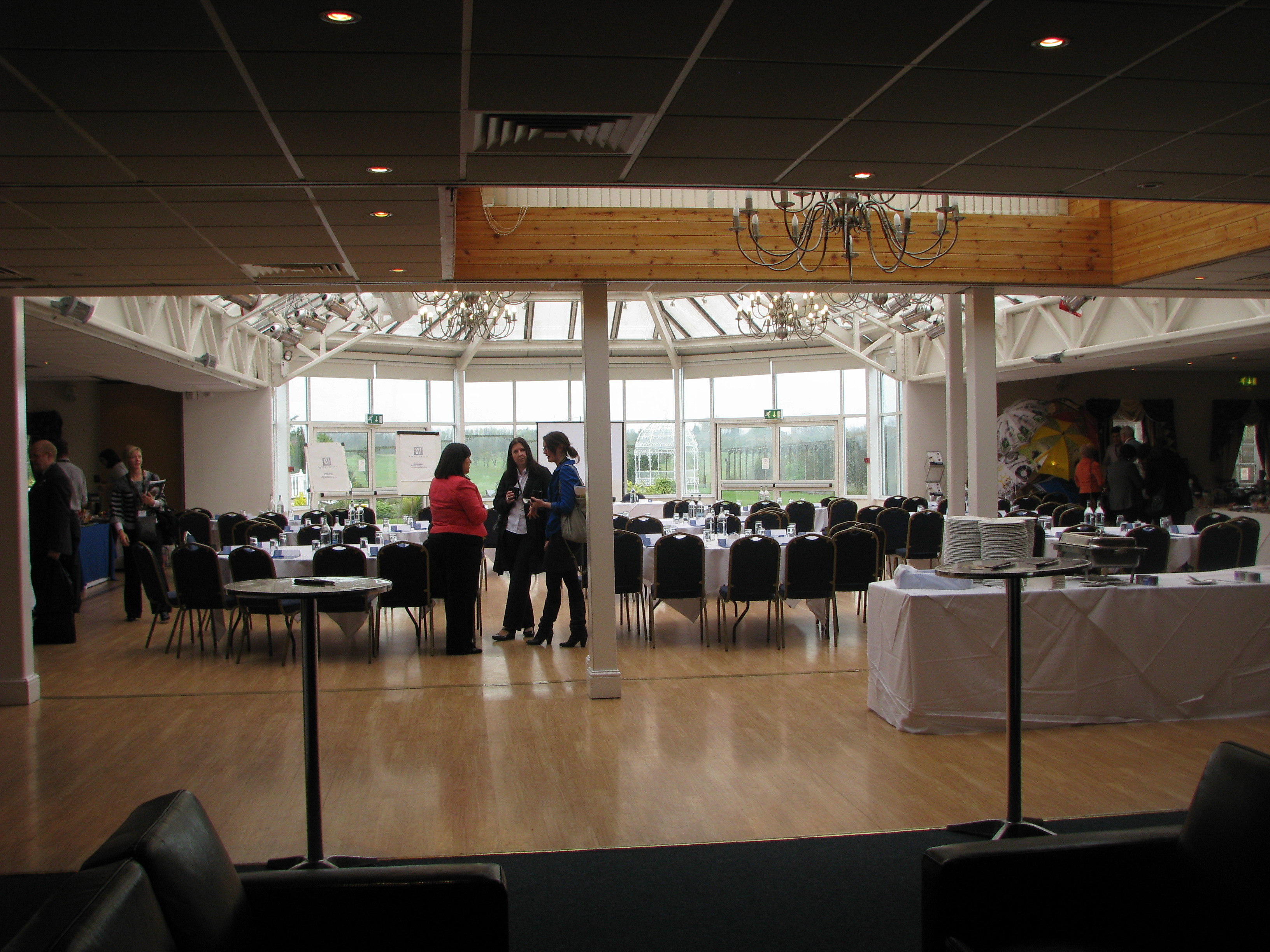 Our Function Suite at the Manor of Groves Hotel