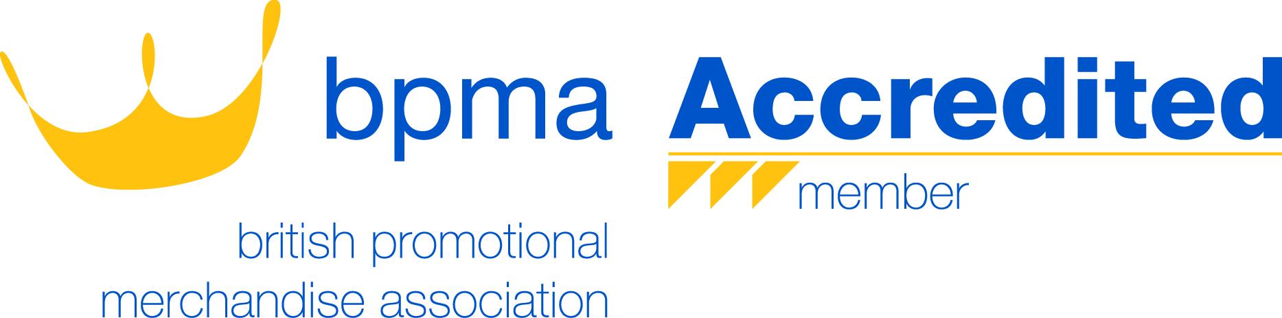 bpma Accredited Member CYMK