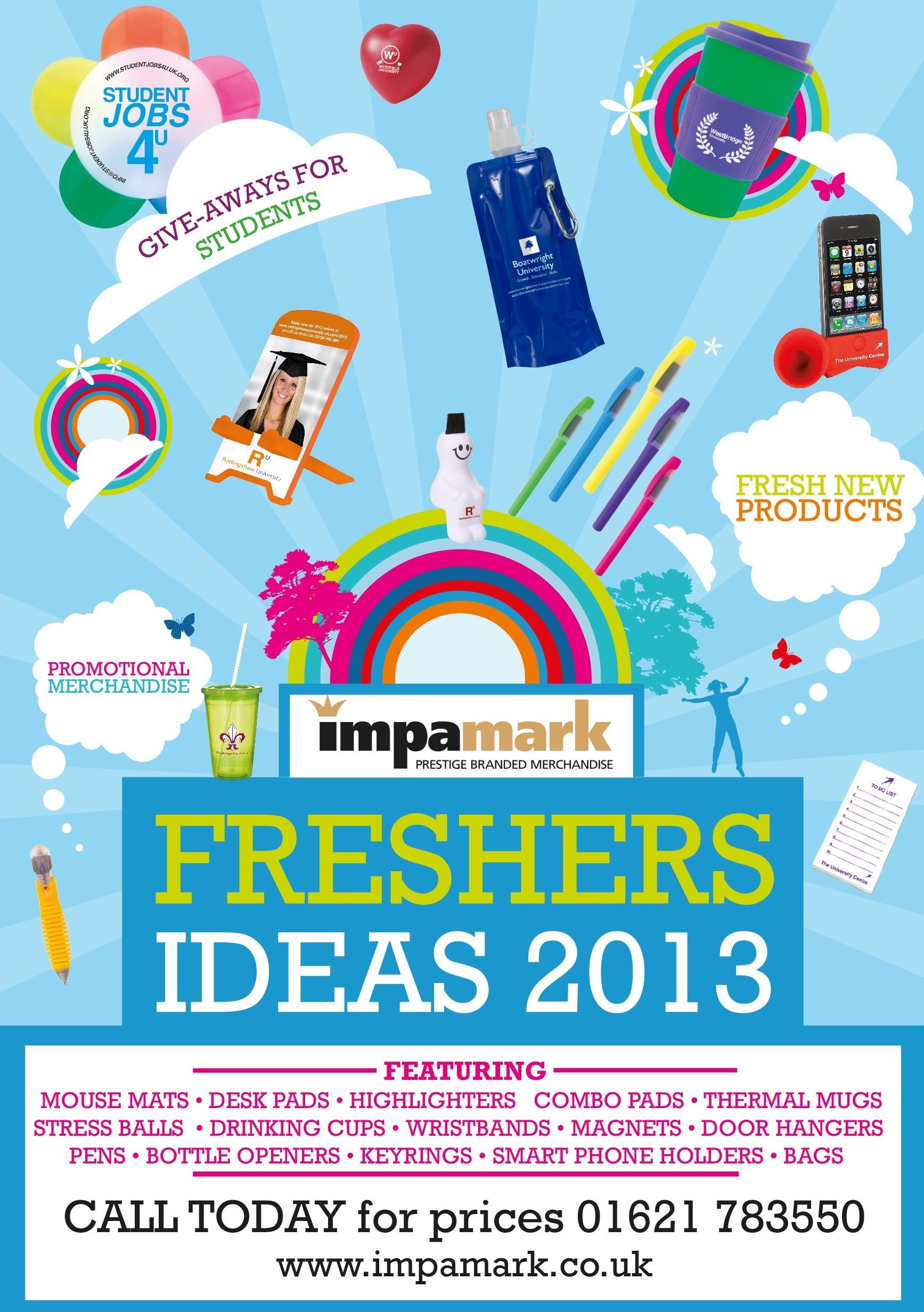 Impamark Freshers 2013