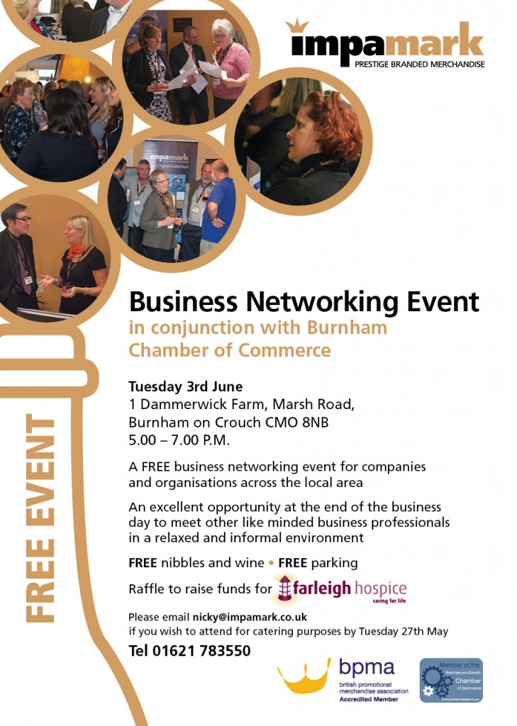 Impamark Business Networking Event